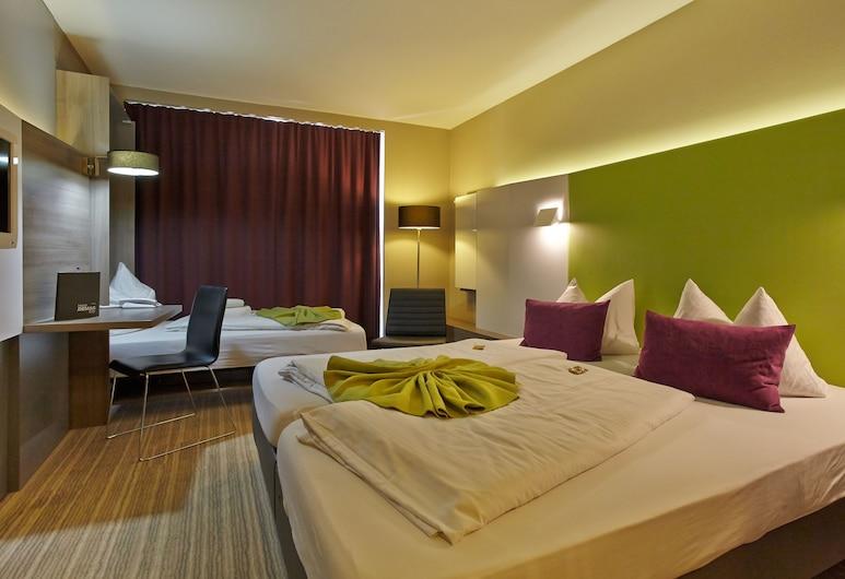 Hotel Demas City, München, Comfort-værelse til 3 personer, Værelse