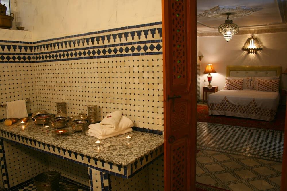 Suite Hamam - Vonios kambarys