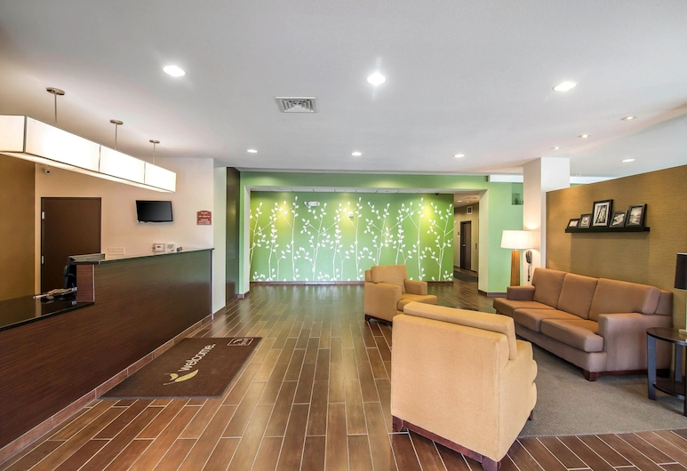 Sleep Inn And Suites Haysville, Haysville, Lobby