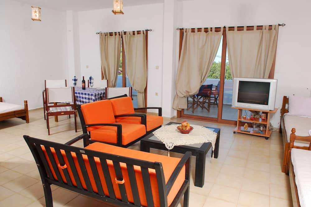 Apartment, Sea View - Living Area