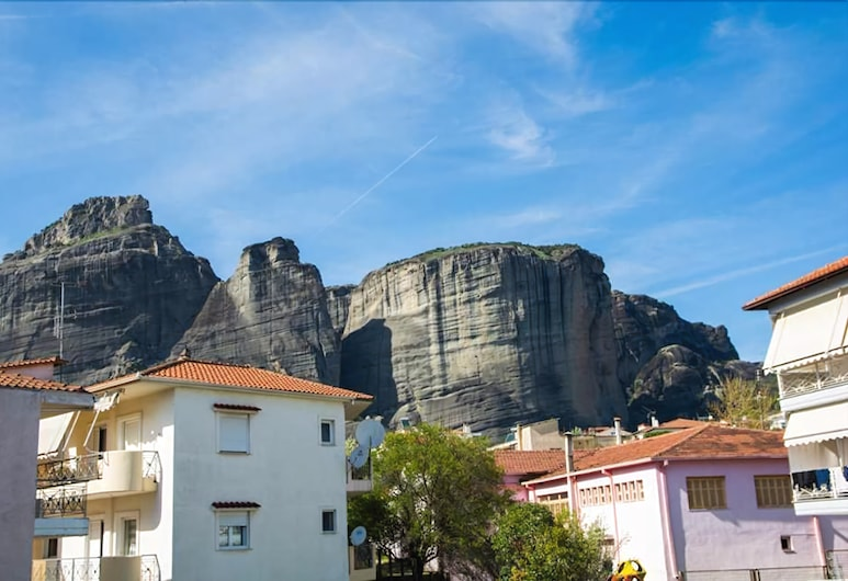 King Lodge, Kalambaka, Standard Double Room, 1 Bedroom (Meteora View), Guest Room