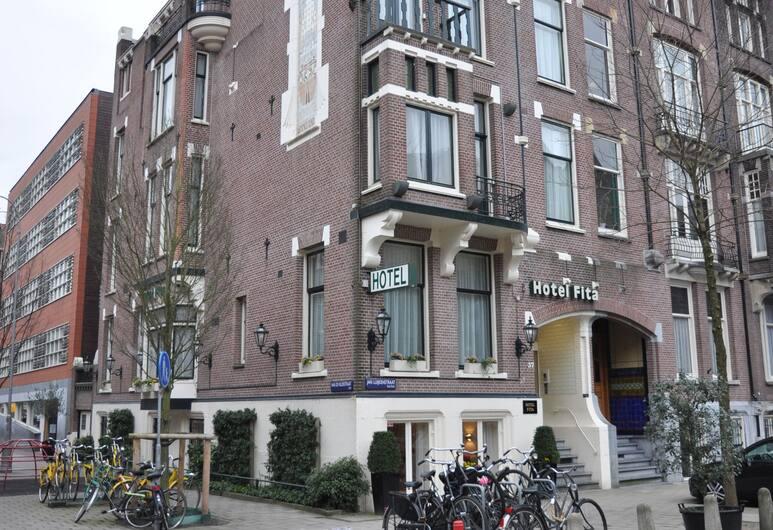 Hotel Fita, Amsterdam, Hotel Front
