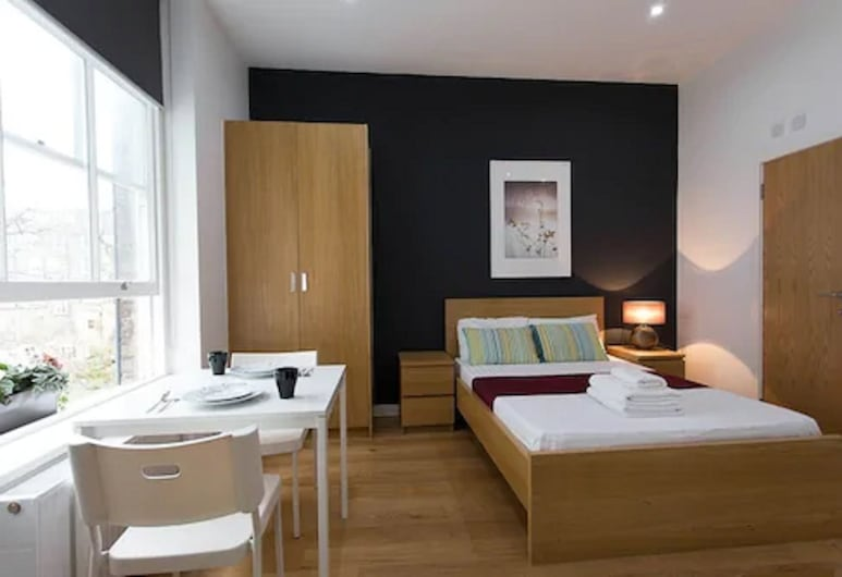 Notting Hill Concept Serviced Apartments, London, Studio, Zimmer