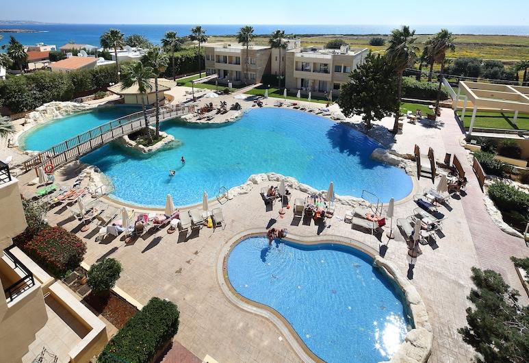 Panareti Coral Bay Hotel, Πάφος, Θέα από το κατάλυμα