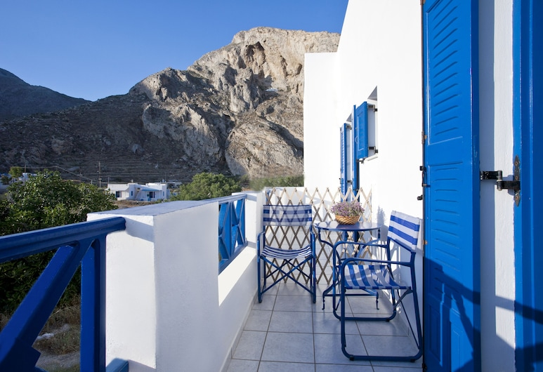 Ancient Thera Studios, Santorini, Studio, Guest Room View