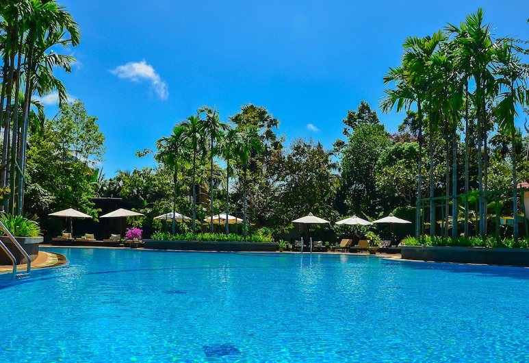 THE PRIVILEGE FLOOR by Borei Angkor, Siem Reap, Outdoor Pool