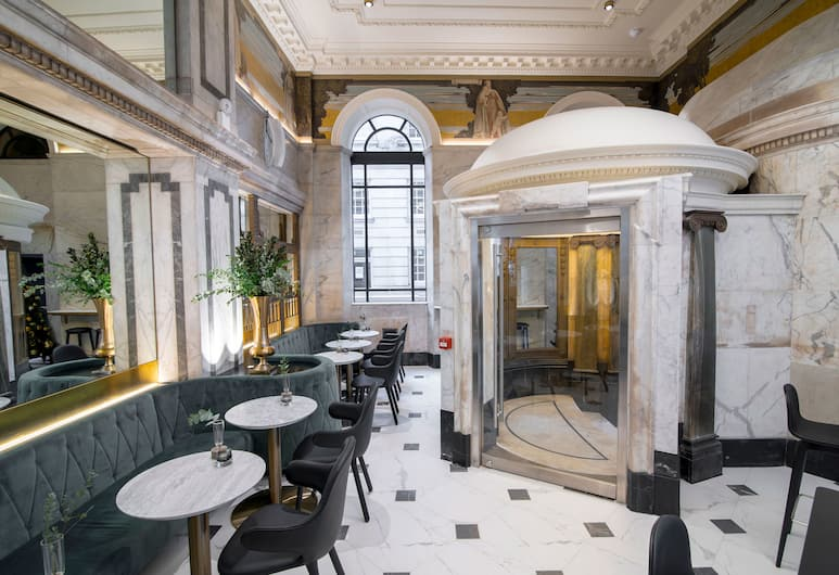 Apex Temple Court Hotel, London, Hotelbar