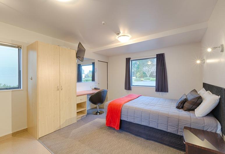 Bella Vista Motel Te Anau, Te Anau, Superior Στούντιο, 1 Queen Κρεβάτι, Μπανιέρα με Υδρομασάζ, Δωμάτιο επισκεπτών