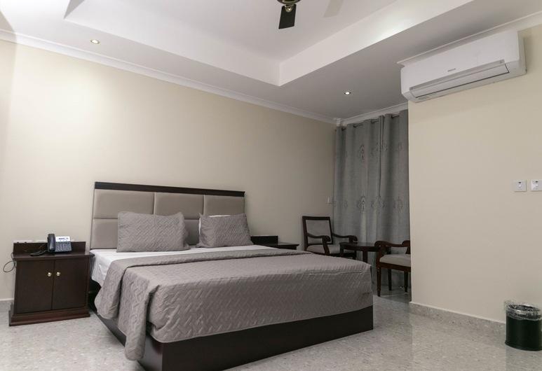 Monarch Hotel, Άκκρα, Δωμάτιο επισκεπτών