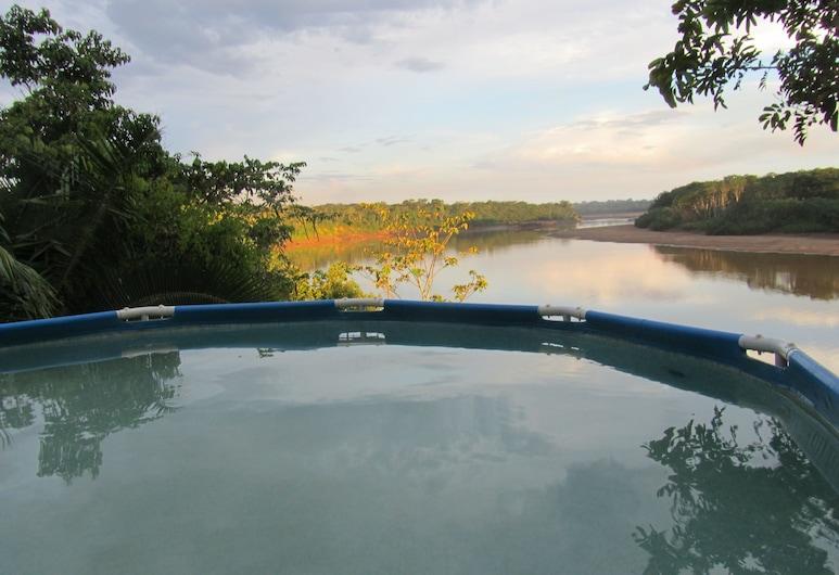 Sotupa Eco House, Tambopata, Rooftop Pool