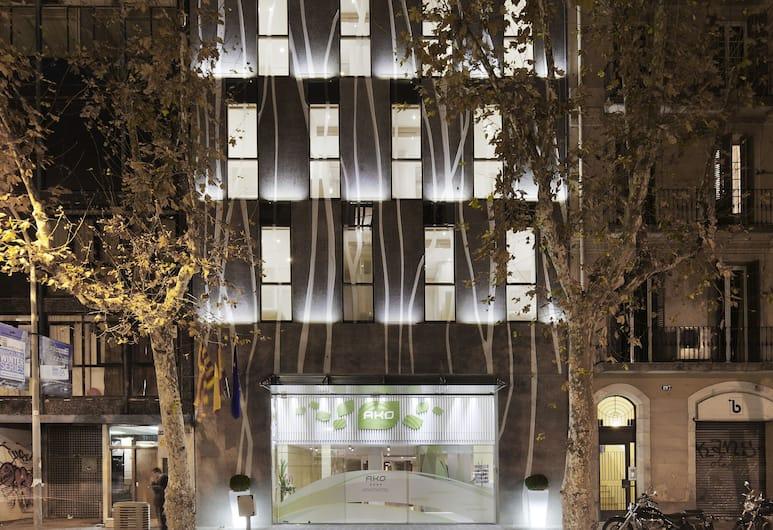 Ako Suite, Barcelone, Extérieur
