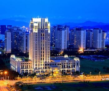 Foto van The COLI Hotel Shenzhen in Shenzhen