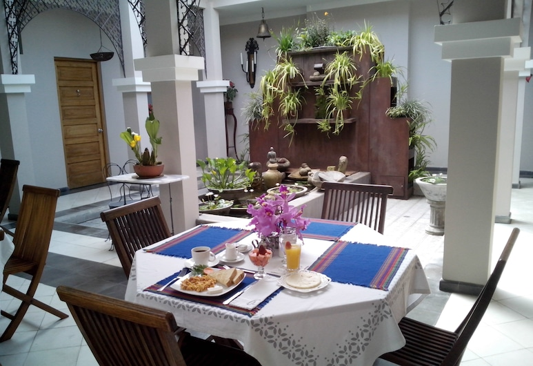 Hotel Don Alfonso, Pereira, Outdoor Dining