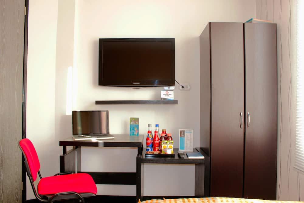Двомісний номер із покращеним обслуговуванням - Міні-холодильник