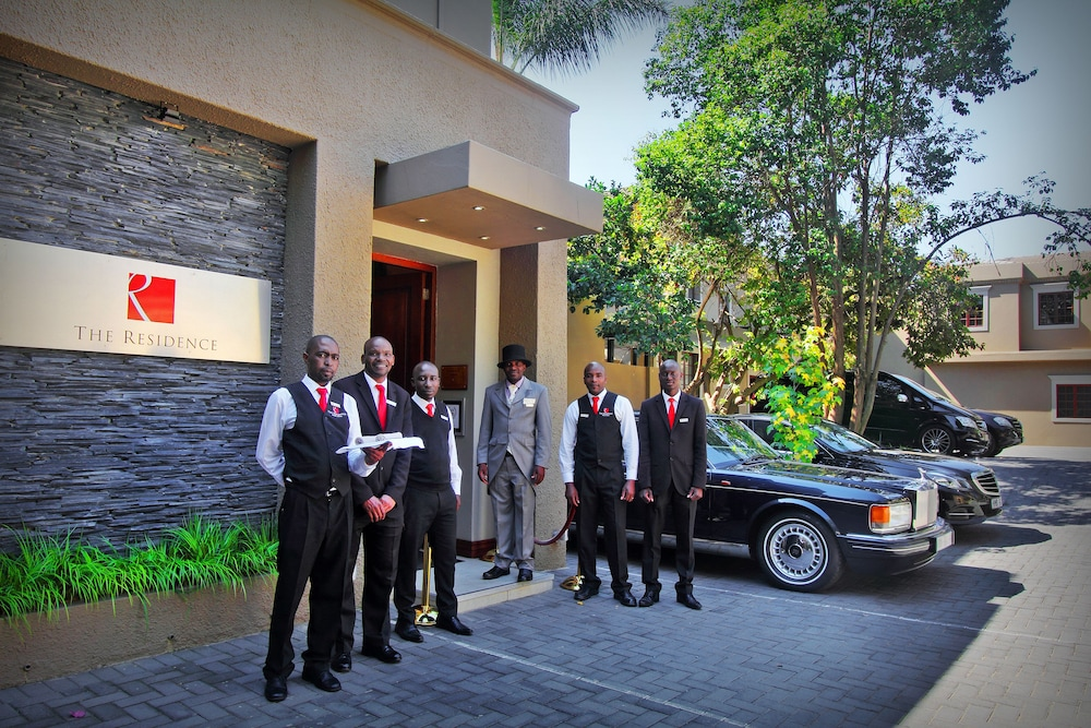 The Residence Boutique Hotel Johannesburg