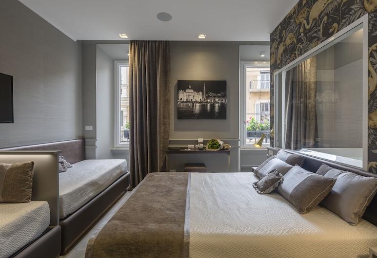San Carlo Suite, Rome, Suite, City View, Guest Room View