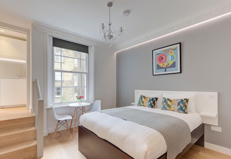 Inverness Terrace - Concept Serviced Apartments, London, Studio, Zimmer