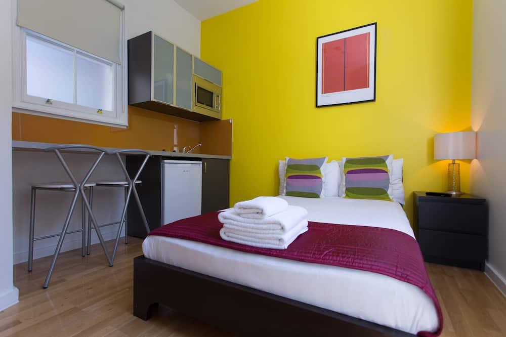 Economy Studio, 1 Twin Bed - Living Area