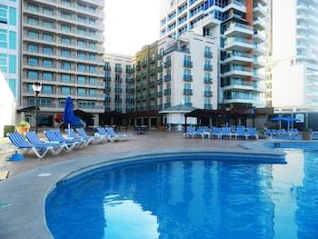 Boca del Rio — zdjęcie hotelu Astur Hotel y Suites