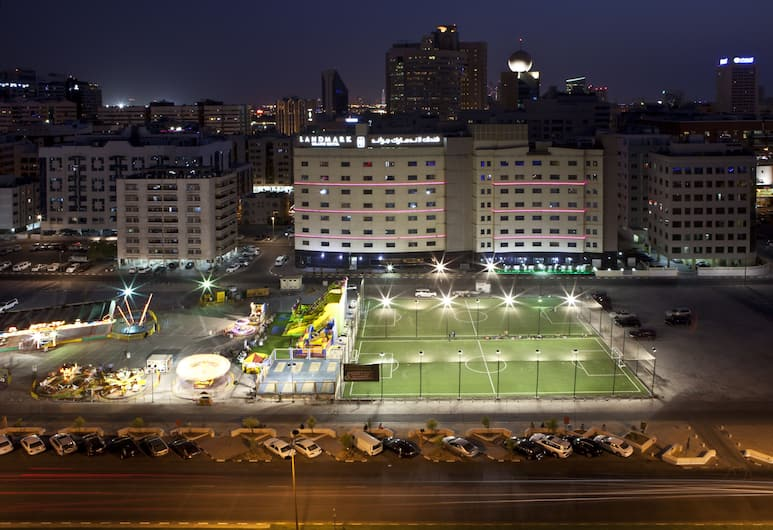 Landmark Grand Hotel, Dubajus, Vaikų žaidimų zona lauke