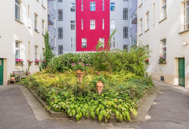 Pension Prenzlberg, Berlin, Utsikt från hotellet