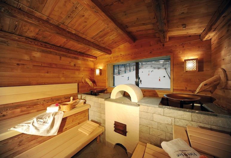 Hotel Fire & Ice, Neuss, Sauna