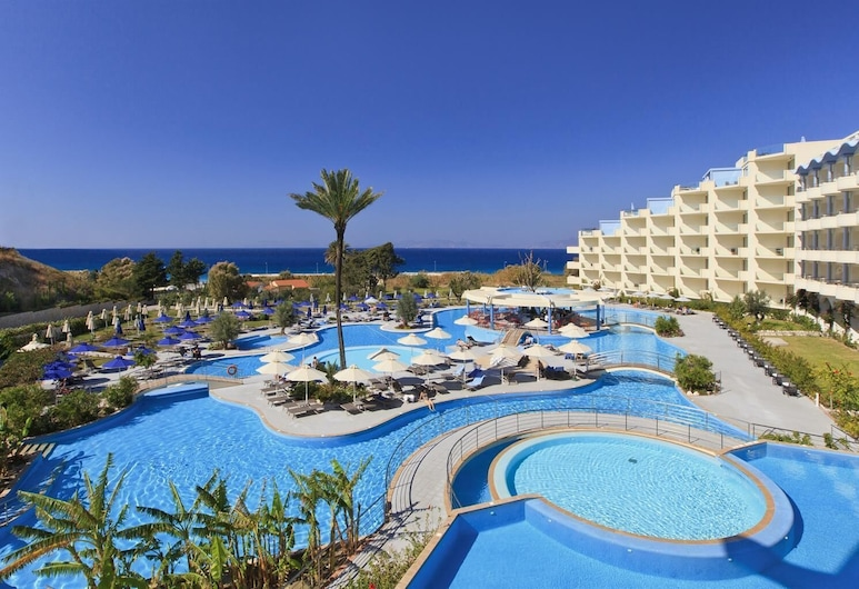 Atrium Platinum Luxury Resort Hotel & Spa, Rodas