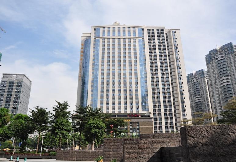 廣州維多利酒店, 廣州市