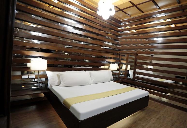 Victoria Court Cuneta, Pasay, Apartmá, dvojlůžko (180 cm), Pokoj