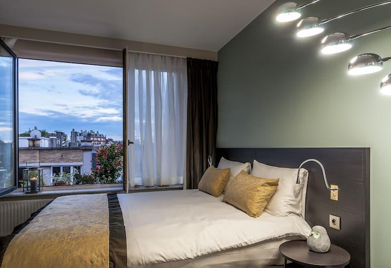 阿根達公寓, 布魯塞爾, 行政開放式客房 (Rue Berckmans n°31), 客房景觀