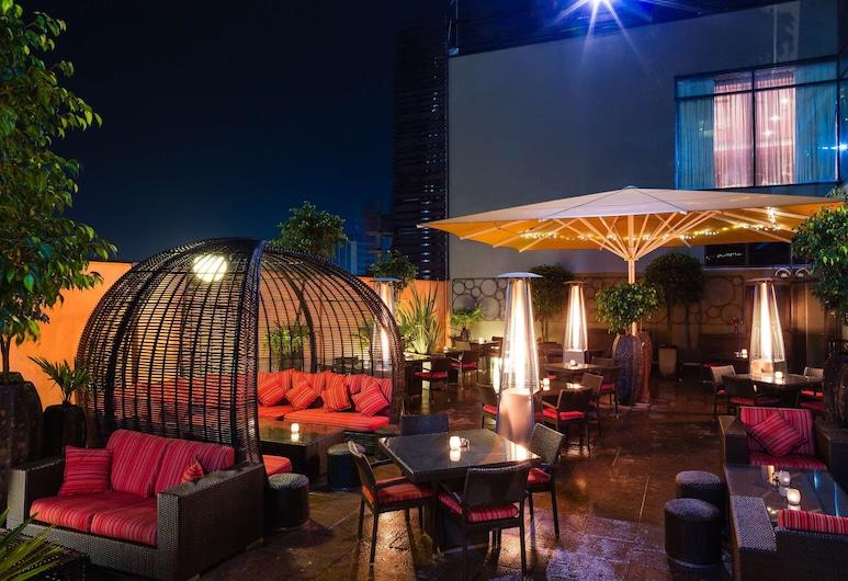 Radisson Blu Hotel, Addis Ababa, Adís Abeba, Bar del hotel