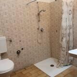 Vienvietis kambarys, Nerūkantiesiems - Vonios kambarys