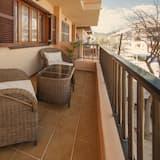 Superior-Apartment, 2Schlafzimmer - Balkon