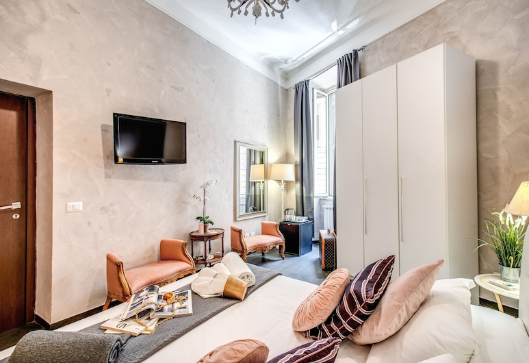 La Residenza dell'Angelo, Rome, Classic Double Room, Guest Room