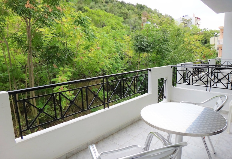 Pagona Hotel, Istiaia-Aidipsos, Studio for 2 people, วิวจากห้องพัก