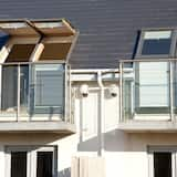 Standard Villa, 2 Bedrooms (dog friendly) - Balkón