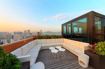 在九龙的香港木的地酒店照片