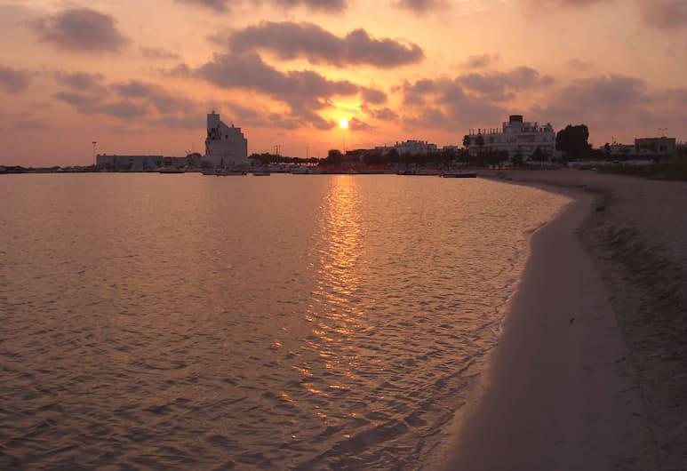 Hotel Club Poseidone Beach Resort, Ugento, Plage