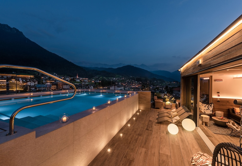 Brunet - The Dolomites Resort, Primiero San Martino di Castrozza, Katusebassein