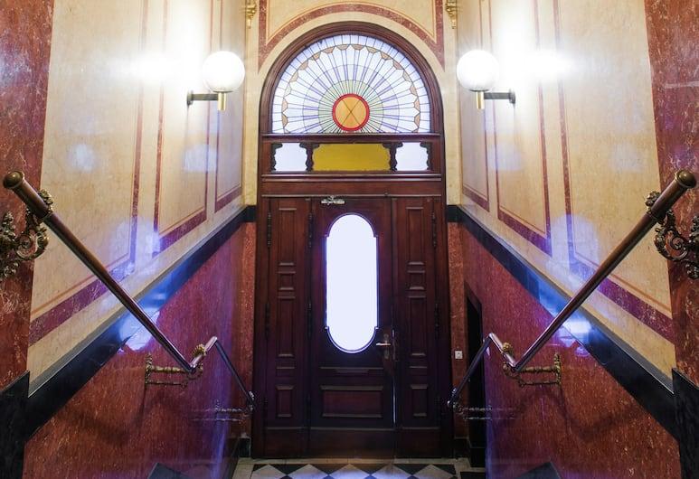Upper Room Hotel Kurfurstendamm, Berlín, Lobby