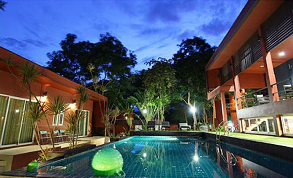 Foresta Resort, Pranburi