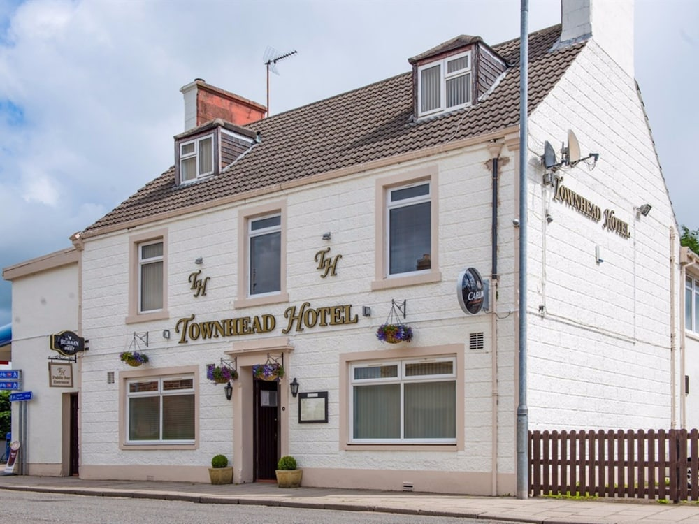 Townhead Hotel Lockerbie
