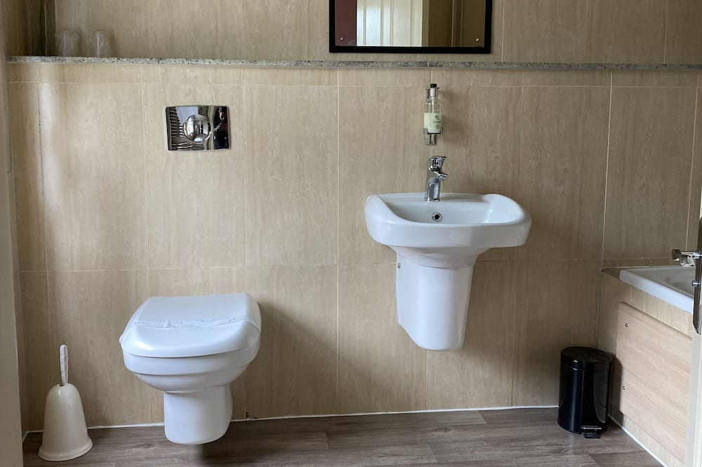 Deluxe Δίκλινο Δωμάτιο (Double), Ιδιωτικό Μπάνιο - Μπάνιο