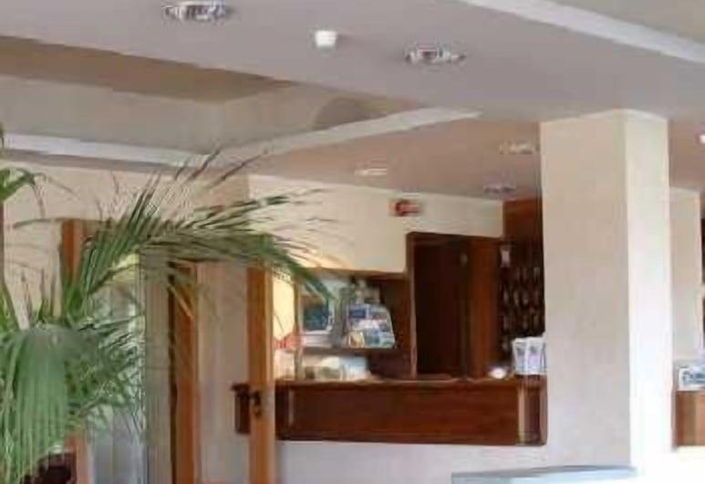 Hotel Barberino, Barberino di Mugello, Vastuvõtuala