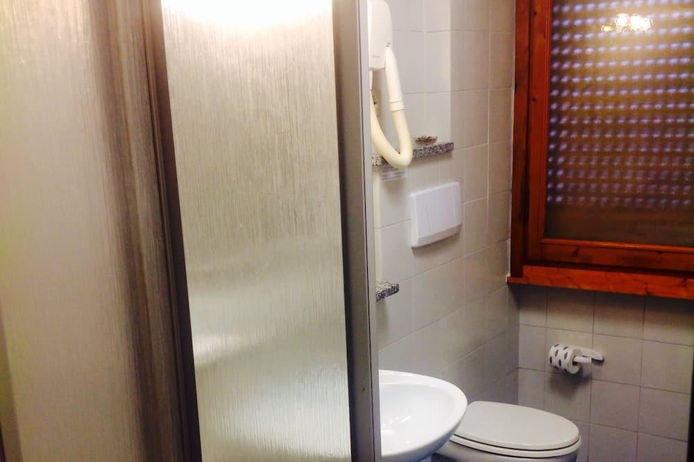 ห้องคลาสสิกทริปเปิล, เห็นวิว - ห้องน้ำ