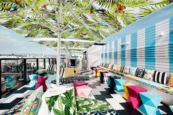 Selline näeb välja Hotel Topazz & Lamée, Viin