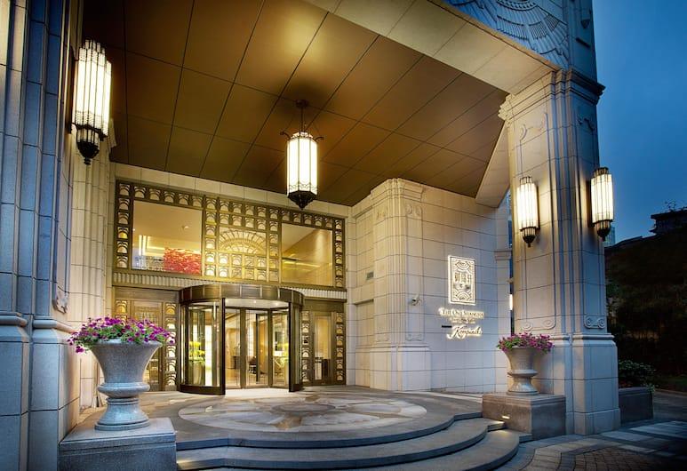 上海御錦軒凱賓斯基全套房酒店, 上海市, 從住宿看到的景觀