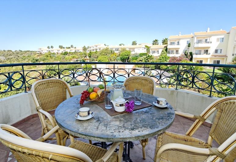 Presa da Moura, Καρβοέιρο, Διαμέρισμα, 1 Υπνοδωμάτιο, Θέα στη Θάλασσα, Μπαλκόνι