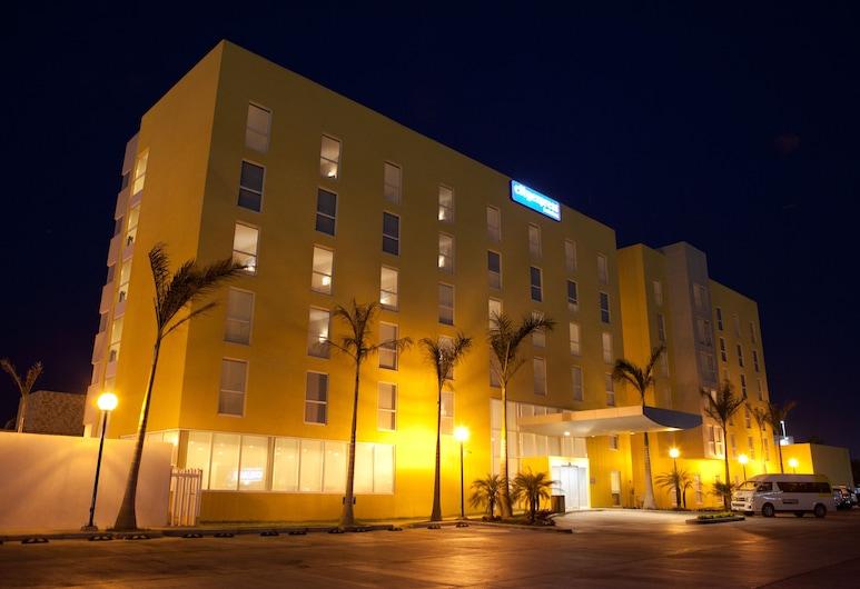 City Express Ciudad del Carmen, Сьюдад-дель-Кармен, Фасад отеля