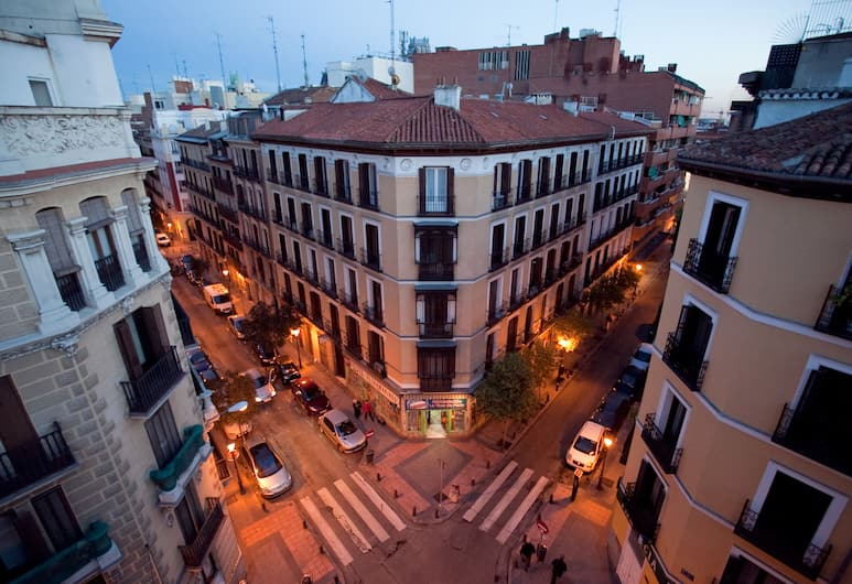 Madrid Central Suites, Madrid, View from property